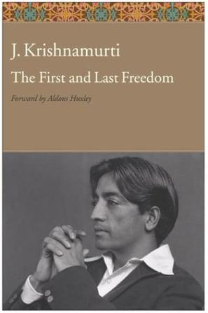 The First and Last Freedom