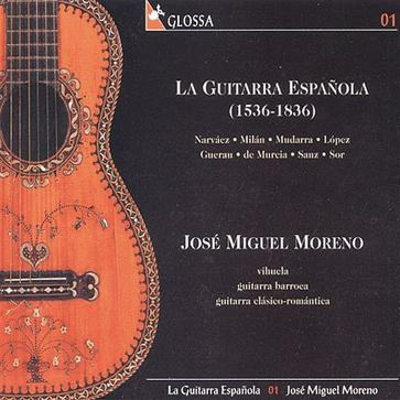 The Spanish Guitar (1536-1836)