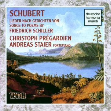 Schubert: Songs to Poems by Friedrich Schiller