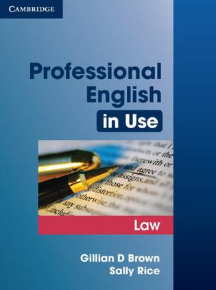 《Professional English in Use Law》txt,chm,pdf,epub,mobi電子書下載