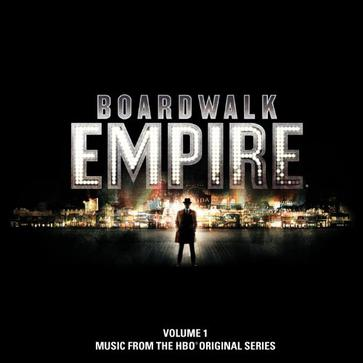 Various Artists - Boardwalk Empire Volume 1 : Music From The HBO Original Series
