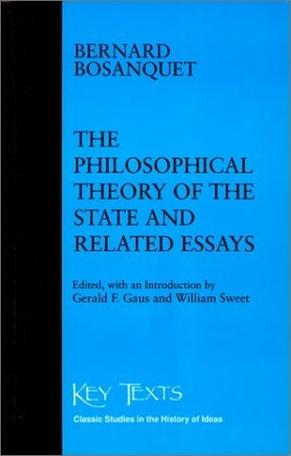 Philosophical Theory of the State (Key Texts)