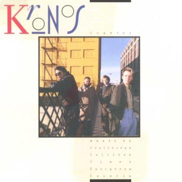 Kronos Quartet: Sculthorpe, Sallinen, Glass, Nancarrow, Hendrix