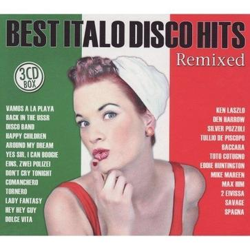 Best Italo Disco Hits Remixed