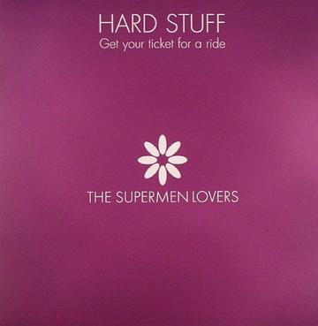 Hard Stuff (Get Your Ticket For A Ride - Import CD Single)