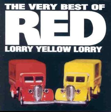 Very Best of Red Lorry Yellow Lorry