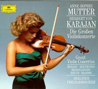 Great Violin Concertos
