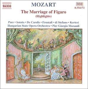 Mozart: The Marriage of Figaro / Pace, de Carolis, Frontali, Morandi [Highlights]