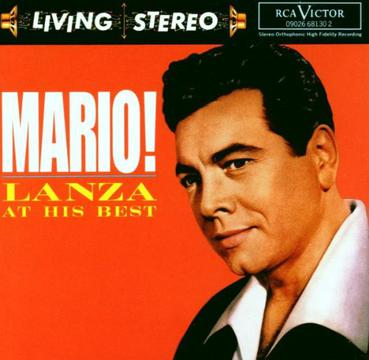 Mario Lanza: At His Best!