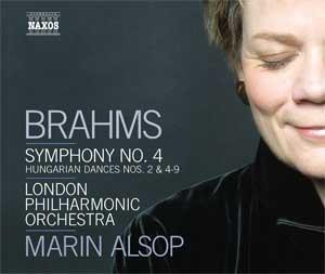 Brahms: Symphony No. 4; Hungarian Dances Nos. 2 & 4-9