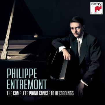 Philippe Entremont - Philippe Entremont: The Complete Piano Concerto