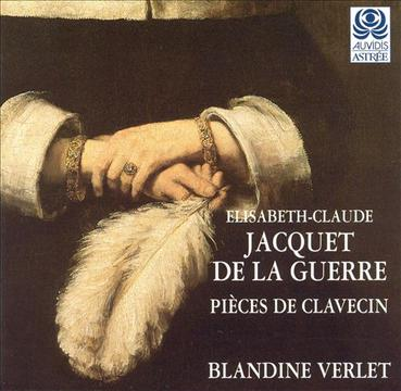 Jacquet de la Guerre: Works for Harpsichord