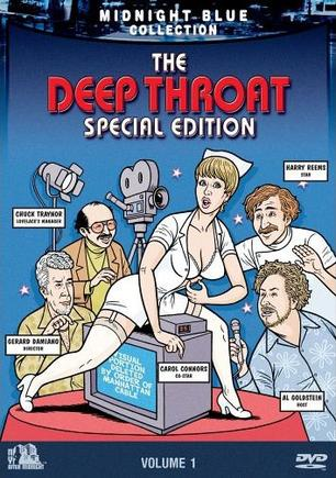 Midnight Blue Collection, Vol. 1: The Deep Throat Special Edition