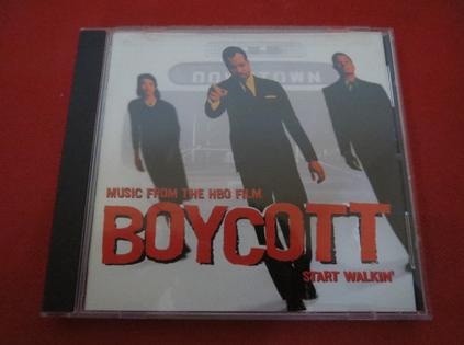 (Cd) Music From the Hbo Film Boycott / Boycott Soundtrack: King, Gotta Serve Somebody, Walkin My Baby Back Home, Swing Low Sweet Cadillac, Revolution, Rain, Smokey Jack, Blind Man, What a Time, Issues, Ellas Song, Jesus Children of America, United We Stan