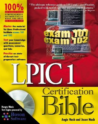 LPIC 1 Certification Bible