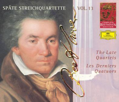 LaSalle Quartet - Beethoven: Late String Quartets