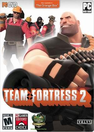 军团要塞2 Team Fortress 2