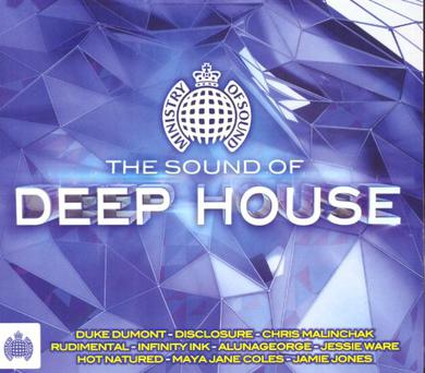 The sound of deep house for Best deep house music albums