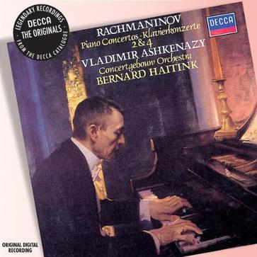 Rachmaninov: Piano Concerto No. 2 in C minor, Op. 18, etc.