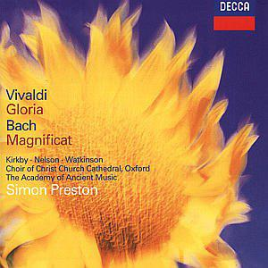 Antonio Vivaldi - Gloria (in D major) / Johann Sebastian Bach - Magnificat in E flat major, BWV 243