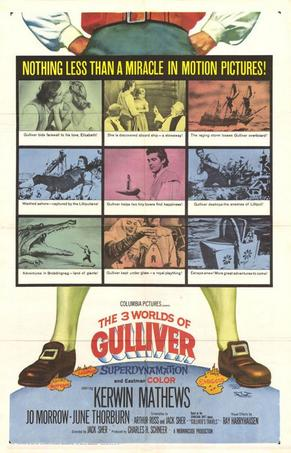 大小人国游记 The 3 Worlds of Gulliver 1960