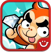 悟空蹦蹦蹦 (Escape the Ape) (iPhone / iPad)