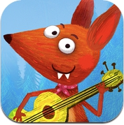 Little Fox Music Box – Kids songs – Sing along (iPhone / iPad)