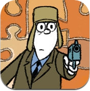 Puzzle Agent (iPhone / iPad)