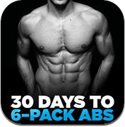 30 Days To Six-Pack Abs (iPhone / iPad)