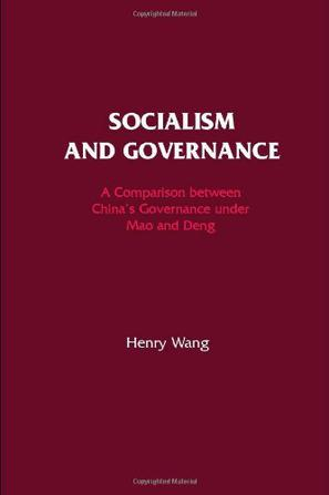 Socialism and Governance