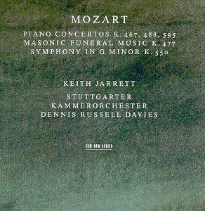 Piano Concertos K. 467, 488, 595 / Masonic Funeral Music K. 477 / Symphony in G. Minor K. 550