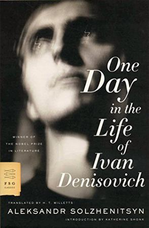 one day in the life of ivan denisovich english literature essay Alexander solzhenitsyn's one day in the life of ivan denisovich is short novel   in 1970, solzhenitsyn won the nobel prize in literature in recognition of his  the  english transliteration of the russian name for the system in the cyrillic alphabet   write an essay that compares and contrasts ivan denisovich with fetyukov.
