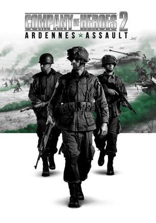英雄连2 阿登突击 Company of Heroes 2: Ardennes Assault
