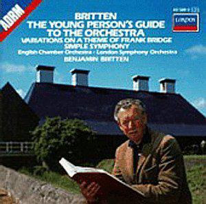 Britten: The Young Person's Guide to the Orchestra; Variations on a Theme of Frank Bridge; Simple Symphony