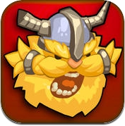 Viking's Journey : The Road to Valhalla (iPhone / iPad)