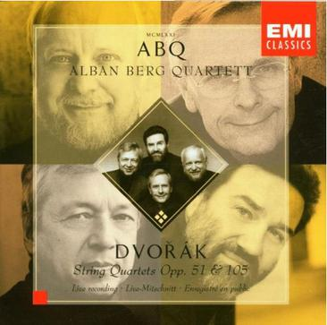 Dvorak: String Quartets Opp. 51 And 105