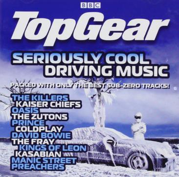 Top Gear - Seriously Cool Driving Music (豆瓣) Oasis Logo