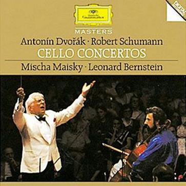 Dvorak: Cello Concerto; Schumann: Cello Concerto [Germany]