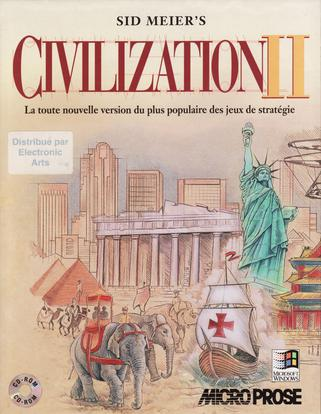 文明2 Sid Meier's Civilization II