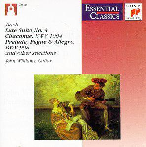 Lute Suite 4 / Chaconne / Prelude & Fugue