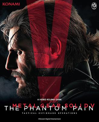合金装备索利德 V:幻痛 Metal Gear Solid V: The Phantom Pain