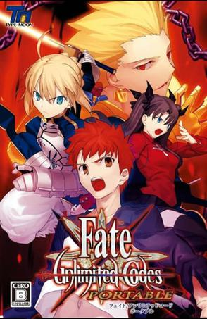 Fate/无限代码 Fate/Unlimited Codes