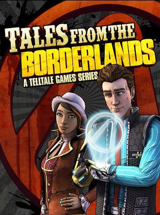 无主之地:传说 Tales from the Borderlands