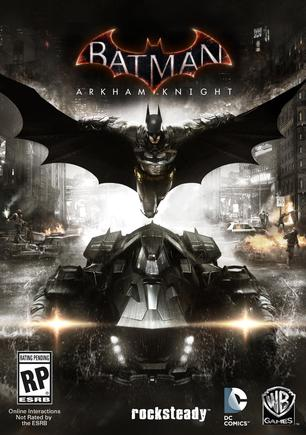 蝙蝠侠:阿卡姆骑士 Batman: Arkham Knight