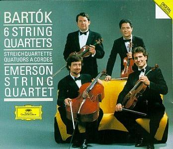 Bartók: The 6 String Quartets