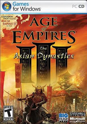 帝国时代3:亚洲王朝 Age of Empires III: The Asian Dynasties