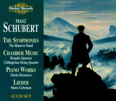 Schubert: Complete Symphonies/Chamber Works/Lieder/Piano Works