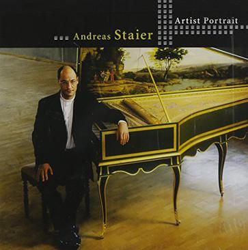 Andreas Staier: Artistic Portrait