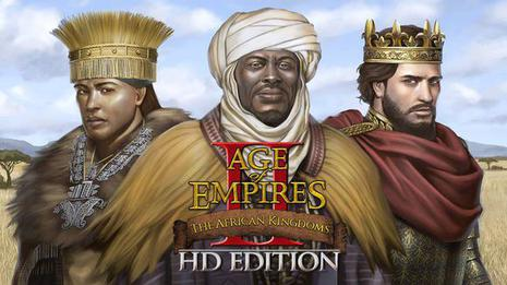 帝国时代2高清版:非洲王国 Age of Empires II HD: The African Kingdoms