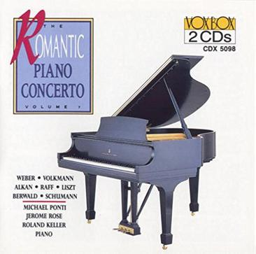 The Romantic Piano Concerto, Vol. 7